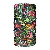 Bikofhd Palm Tree Hawaiian Girls Multifunctional Magic Headwear 12-in-1 Men&Women Tube Scarf Facemask Headbands Neck Gaiter Bandana Balaclava Helmet Outdoor Running Yoga Work out Fashion5