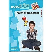 miniLÜK: Mathekompetenz 4. Klasse