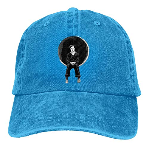 The Navigator - Buster Keaton Baseball Cap Vintage Dad Hat Adjustable Polo Trucker Unisex Style Headwear