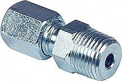 Schneidring - Verschraubung GEV 6mm x R 1-8'' NPT