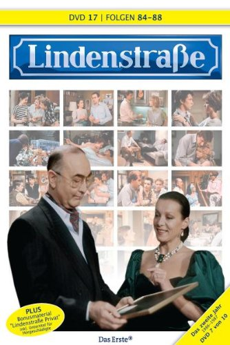 Lindenstraße - DVD 17 - Folgen 84-88