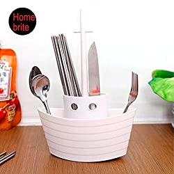 Absales Sailing Storage Multipurpose Cutlery / Stationery and Napkin Holder