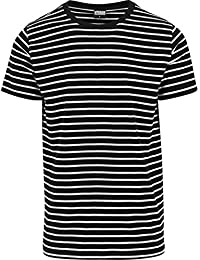 Urban Classics Striped Tee, T-Shirt Homme
