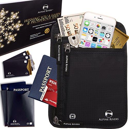 cuello-tipo-pasaporte-soporte-y-funda-de-viaje-rfid-bloqueo-5-extra-bonus-manga-premium-black-dlx-un