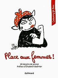 Place aux femmes! par Élisabeth Badinter