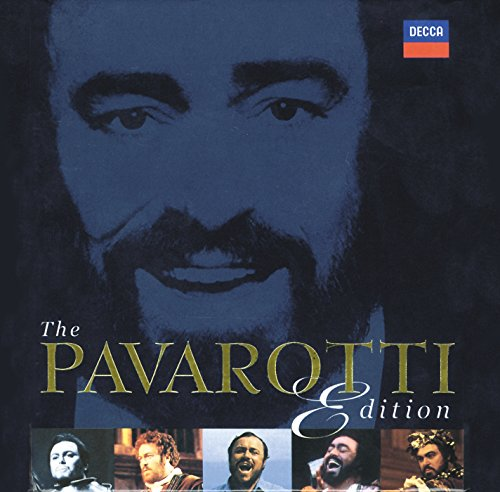 The Pavarotti Edition (10 CDs ...
