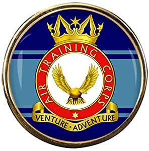 """""""Air Entraînement Corps"""" (ATC) Insigne De Goupille De Revers"""