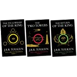 The Lord of the Rings Trilogy, 3 books, RRP £26.97 (The Fellowship of the Ring; The Two Towers; The Return of the King).