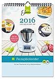 MixGenuss REZEPTKALENDER 2016 für den Thermomix: Lecker durch das ganze Jahr!