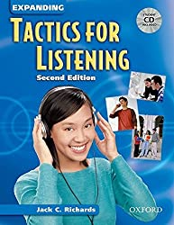 Expanding Tactics for Listening: Student Book with Audio CD by Jack C. Richards (2003-11-13)