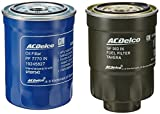 #8: ACDelco K5000IN High Performance Oil-Fuel Filter Kit for Chevrolet Tavera