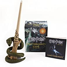 Harry Potter Voldemort's Wand with Sticker Kit (Miniature Editions)