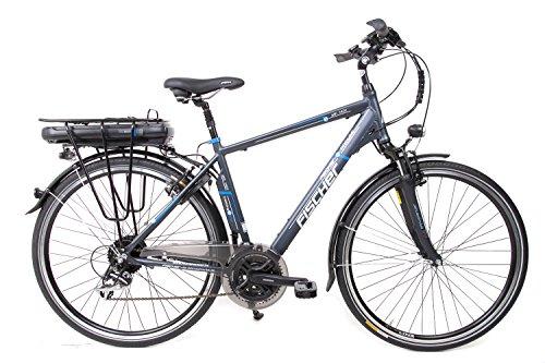 "Fischer 28\"" Zoll Elektro Fahrrad E-Bike Pedelec Trekking Shimano 24 Gang 36V 14Ah"