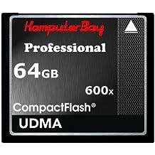 Komputerbay 64GB professionale COMPACT FLASH Scheda di