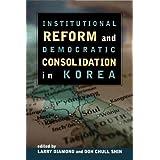 Institutional Reform Korea (Hoover Inst Press Publication)