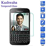 Kushwaha Tempered Glass high quality premium branded is made to cover and protect your mobile screen from damage and scratches with specially processed transparent glass that has been reinforced for scratch resistance. The 0.33mm thickness makes comp...