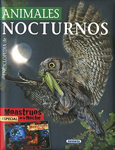 Enciclopedia de animales nocturnos (Biblioteca esencial)