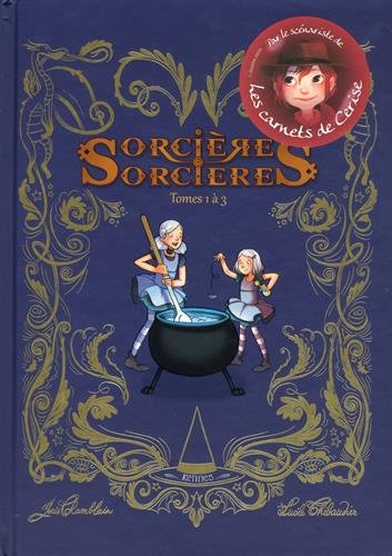 Sorcires Sorcires Recueil BD T01