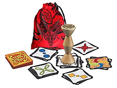 Asmodee - JS01BN - Jeux d'ambiance - Jungle Speed - Version 2016