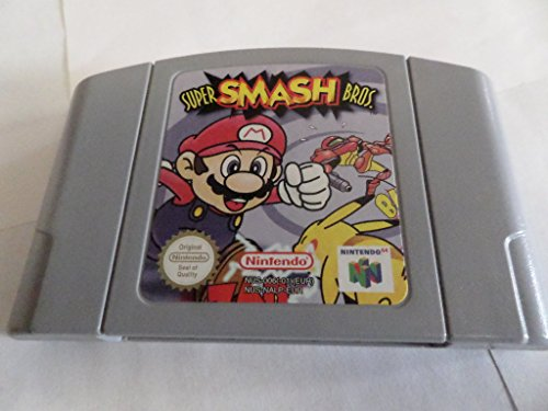 Super Smash Bros. (Nintendo 64 Super Mario Spiel)
