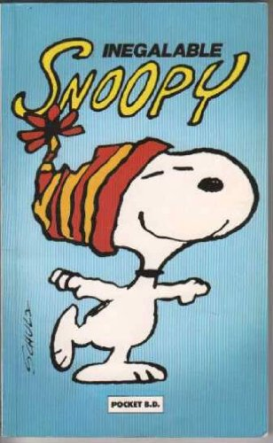 Snoopy, Tome 4 : Inégalable Snoopy
