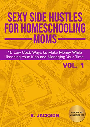 Sexy Side Hustles for Homeschooling Moms: 10 Low Cost Ways to Make Money While Teaching Your Kids and Managing Your Time (English Edition)