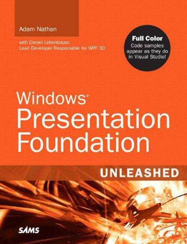 windows-presentation-foundation-unleashed