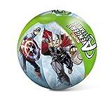 Mondo- Marvel 16305-Gonfiabile Palla The Avengers D.50, Multicolore, 16305