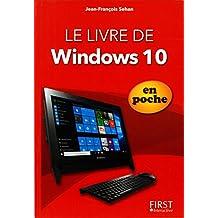 Le Livre de Windows 10 en poche