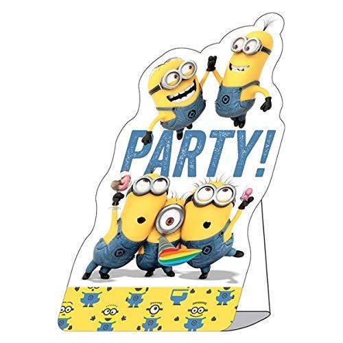 Minions Party Invitations NEW