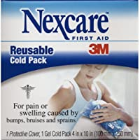 Nexcare Reusable Cold Pack, 4 x 10, 1/Box preisvergleich bei billige-tabletten.eu