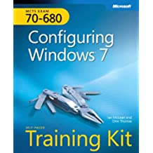 MCTS Self-Paced Training Kit (Exam 70-680): Configuring Windows 7 Book/CD Package (Corrected Reprint Edition)