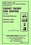 AMIE Section (B) Circuit Theory and Control (EC-404) Electronics and Communication Engineering Solved and Unsolved Paper