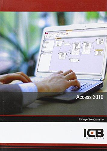 Access 2010 por ICB Editores