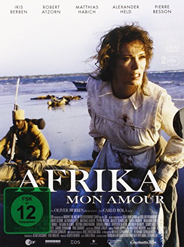 Afrika, mon amour [2 DVDs] Amour-serie