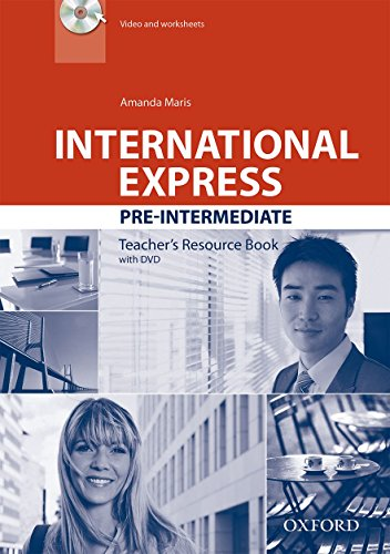 Portada del libro International Express Pre-Intermediate. (3rd Edition) (International Express Third Edition)