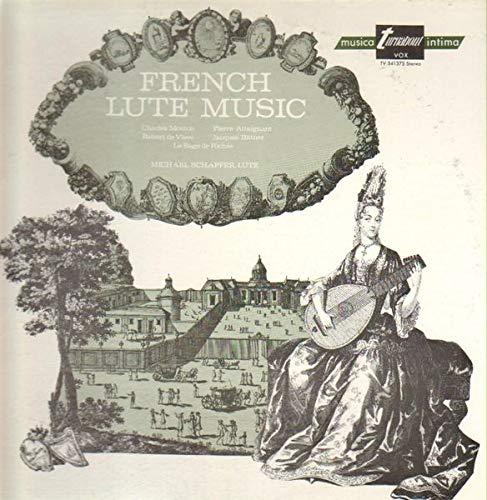 French Lute Music: Mouton, Attaignant, de Visee, Bittner [Vinyl LP] -