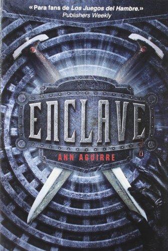 Portada del libro Enclave