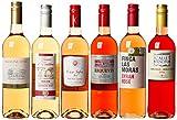 Wein Probierpaket selektierte Roséweine trocken (6 x 0.75 l)