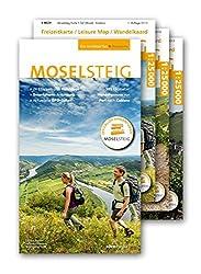 Moselsteig - PremiumSet. Offizieller Wanderführer mit drei Karten 1: 25 000. GPS-Daten, Höhenprofile, Online-Anbindung