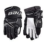 Bauer Handschuhe NSX S18 Junior Farbe Schwarz, Größe 12 Zoll