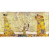 Gustav Klimt - Friso Del Palacio Stoclet, 1905- 1911 Cuadro, Lienzo Montado Sobre Bastidor (120 x 60cm)