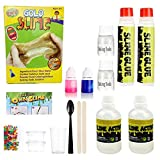 DmHirmg DIY El Kit de fabricación de Limo más Popular, Original Make Your Own Slime, Magic Fun for Girls Boys Regalo, Activador de Limo Grande Conjunto de Bolsas de Limo por GoldenMonkey