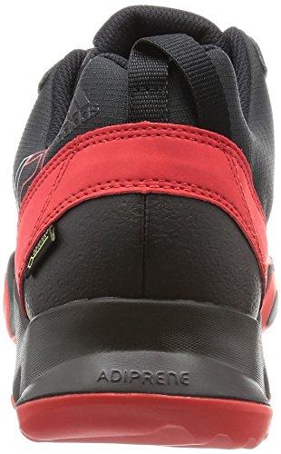 adidas Ax2 Gtx, Chaussures de Sport Homme Noir - Negro (Negbas / Rojint / Griosc)