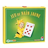 Dujardin 106 - Jeu de Société - Grand Classique - Nain Jaune + Cartes