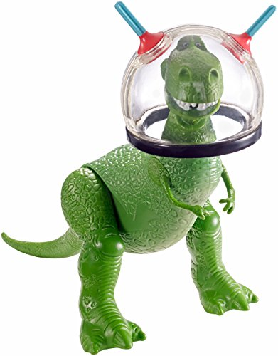 Disney/Pixar Toy Story 4 Gaming Rex Figure by Mattel