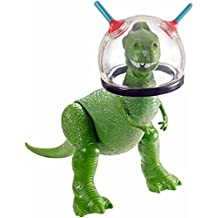 Disney Pixar Toy Story 4 Gaming Rex Figure by Mattel c77a97253a4