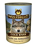 Wolfsblut Cold River, 12er Pack (12 x 395 g)