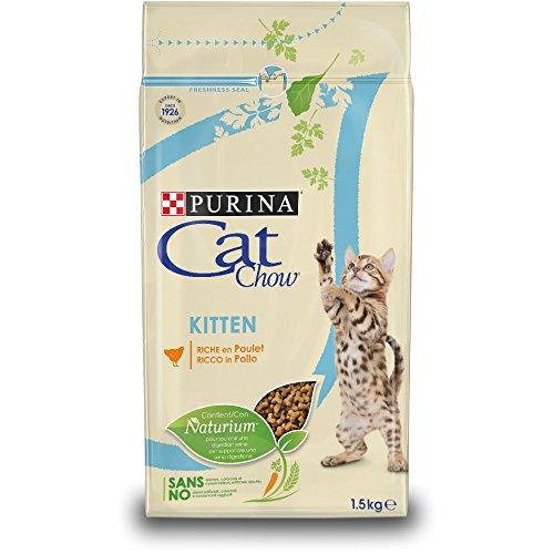 PURINA Cat Chow Kitten Alimenti Gatto Secco F.Media
