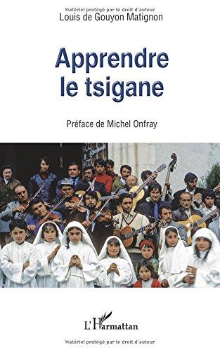 Apprendre le tsigane par Louis De Gouyon Matignon